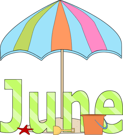 Free clipart month june clip art transparent stock Images for the month of june clipart images gallery for free ... clip art transparent stock