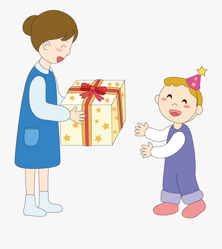 Free clipart mother child picture Toddler Clipart Mother - Child Gift Illustration #333117 - Free ... picture