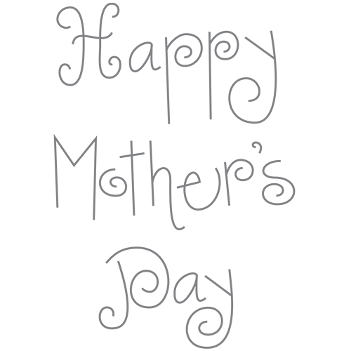 Free clipart mothers day black and white. Mother clip art library