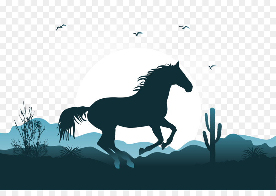 Free clipart mountains with cowboys and horses picture transparent download Icelandic horse Friesian horse Rocky Mountain Horse Noriker ... picture transparent download