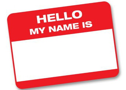 tag clipartlook. Free clipart name tags
