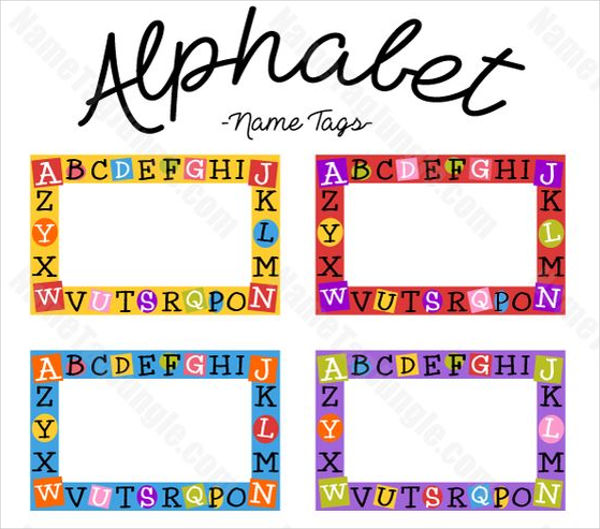 Free clipart name tags jpg library stock 9+ Plastic Name Tags - Free PSD, AI, Vector, EPS Format Download ... jpg library stock