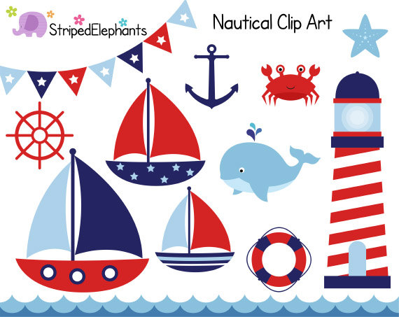 Nautica clipart banner transparent library 27+ Free Nautical Clipart | ClipartLook banner transparent library