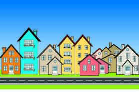 Neighborhood images clipart jpg transparent library Neighborhood Clip Art Free | Clipart Panda - Free Clipart Images jpg transparent library