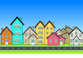 Neighborhood images clipart