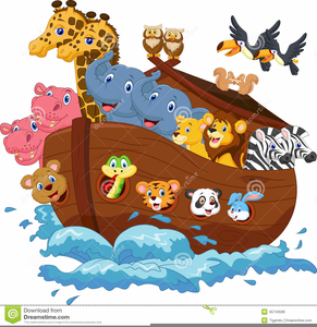 Free clipart ark vector library stock Noah Ark Clipart Download | Free Images at Clker.com - vector clip ... vector library stock