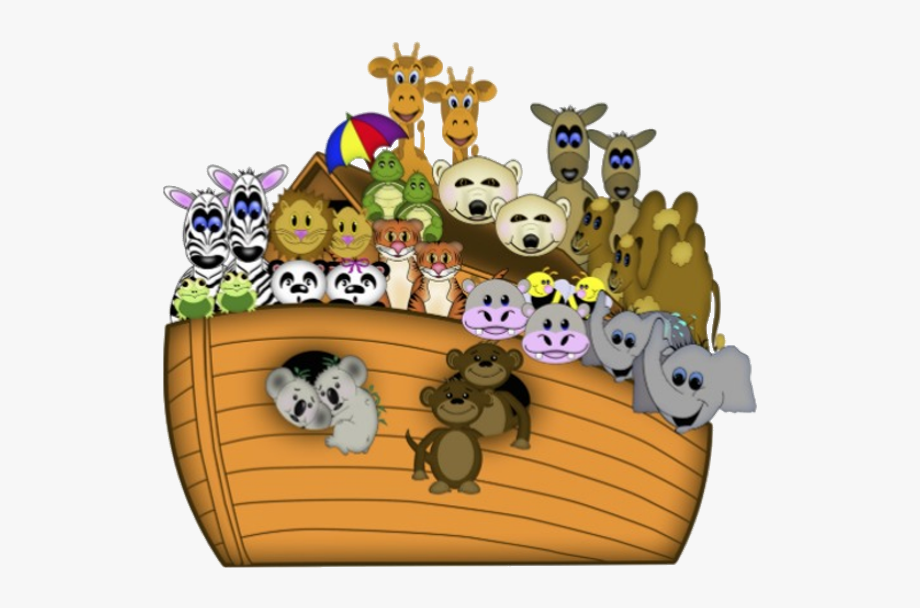 Free clipart ark clipart transparent library Noah Clip Art Free - Noah\'s Ark Animals Two By Two #44954 - Free ... clipart transparent library