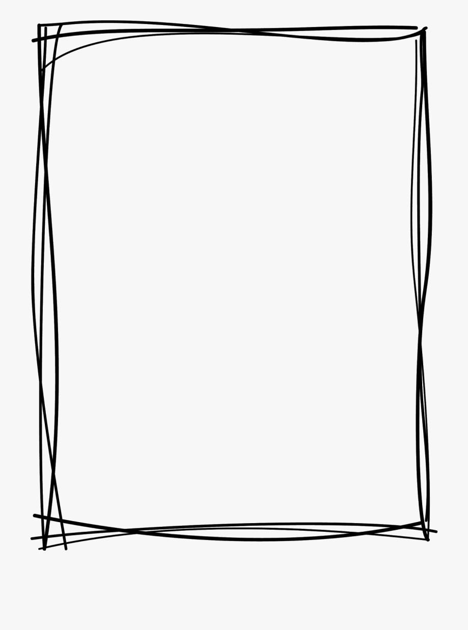 Free clipart now graphic transparent library I\'m Just Sitting Around Doodling Right Now - Transparent Frame ... graphic transparent library