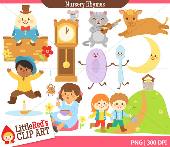 Free clipart nursery rhymes picture library download 16+ Nursery Rhyme Clip Art | ClipartLook picture library download