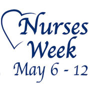 Free clipart nurses week jpg black and white Nurses Week (@nursesweek) | Twitter jpg black and white