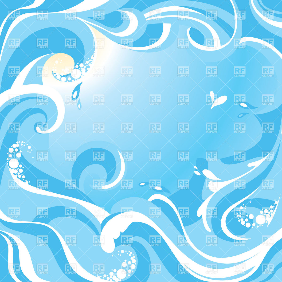 Free clipart ocean graphic black and white download Free Ocean Clipart | Free download best Free Ocean Clipart on ... graphic black and white download