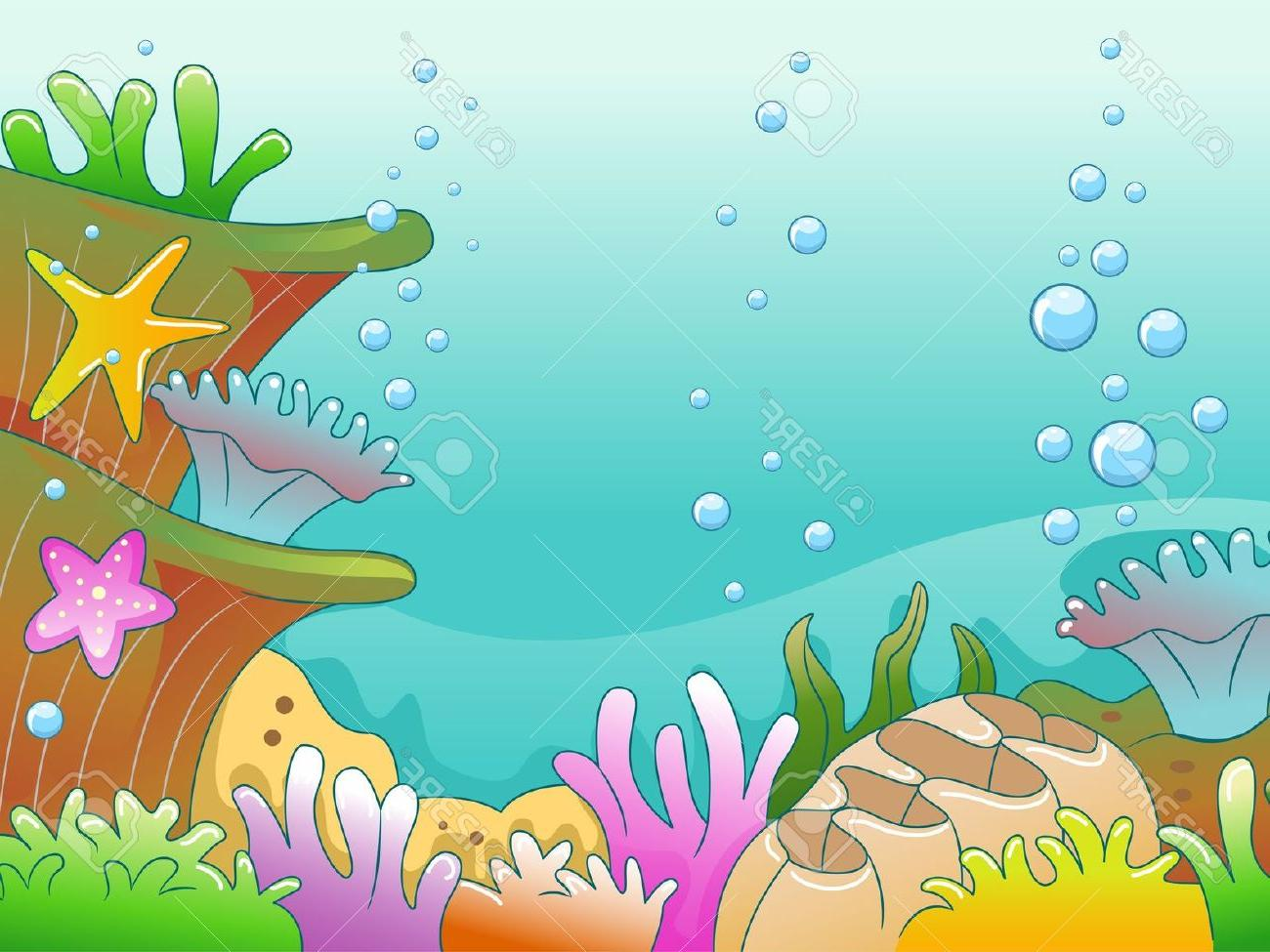 Free clipart ocean vector freeuse stock Best Free Ocean Floor Clip Art Cdr » Free Vector Art, Images ... vector freeuse stock