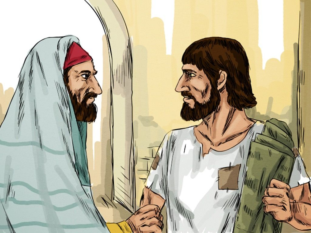Free clipart of a man resting in jesus image library FreeBibleimages :: Jesus heals a man at the pool of Bethesda :: When ... image library