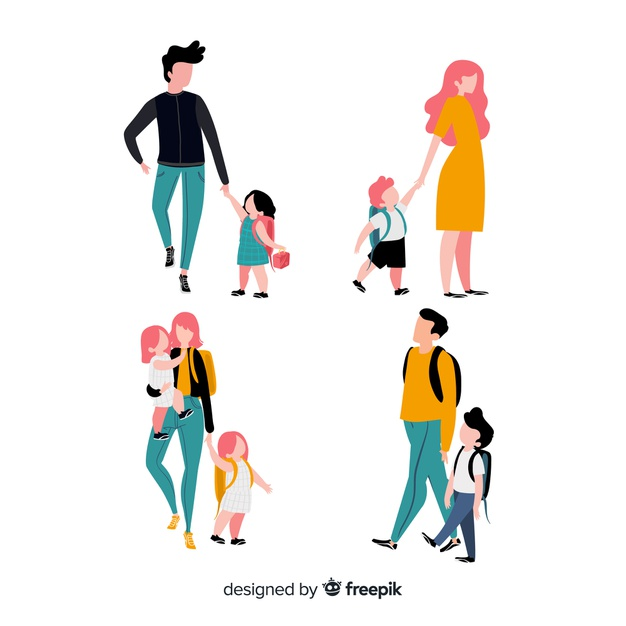 Free clipart of a mother watching for you transparent download Mother And Child Vectors, Photos and PSD files | Free Download transparent download
