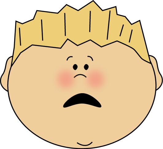 Clipart happy angry scared sleepy vector black and white download Free Scared Face Cliparts, Download Free Clip Art, Free Clip Art on ... vector black and white download