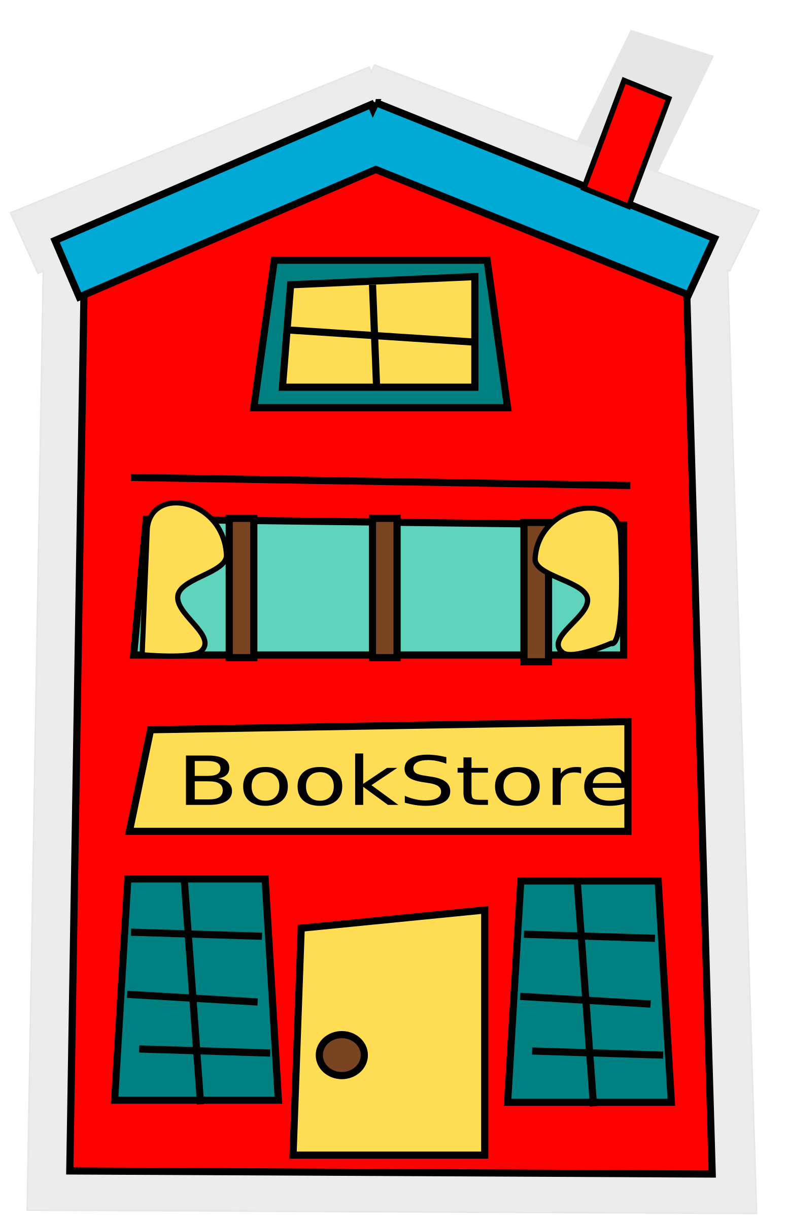 Free clipart school building clipart free library 28+ Collection of Free School Store Clipart | High quality, free ... clipart free library
