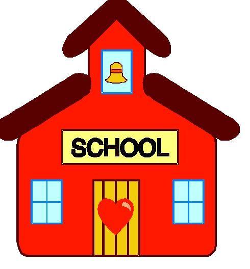 Free schoolhouse clipart. School house images panda