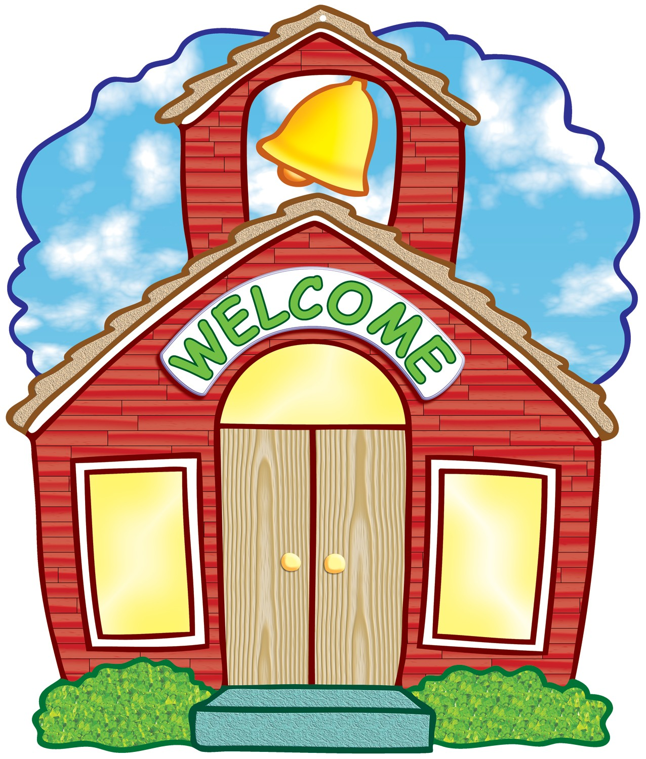 School house download clip. Free schoolhouse clipart