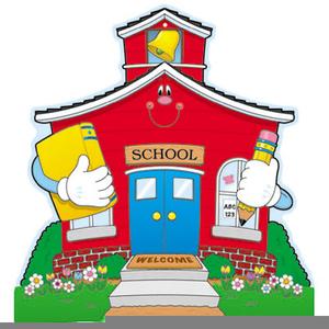Free clipart of a schoolhouse transparent stock Schoolhouse Rock Clipart | Free Images at Clker.com - vector clip ... transparent stock