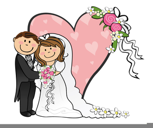 Free clipart of a stick figure bride and groom clip art transparent library Stick Figure Bride And Groom Clipart | Free Images at Clker.com ... clip art transparent library