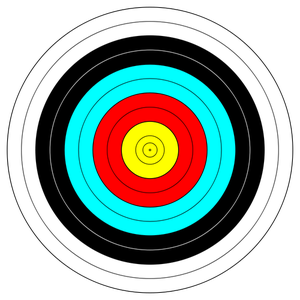 Free clipart of a target with people free 93 target clip art bullseye | Public domain vectors free