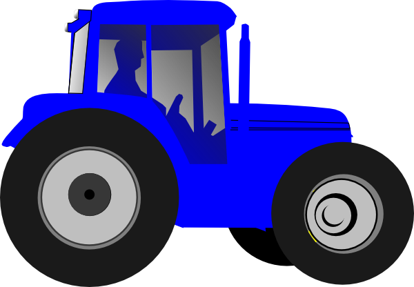 Free clipart of a tractor and plow graphic royalty free download Best Tractor Clipart #13133 - Clipartion.com graphic royalty free download