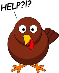 Free clipart of a turkey without feathers jpg royalty free Turkey Clip Art at Clker.com - vector clip art online, royalty free ... jpg royalty free