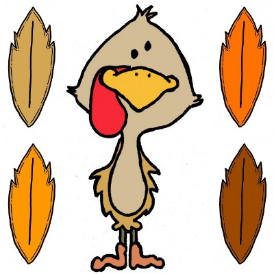 Free clipart of a turkey without feathers picture library download Free Turkey Feathers Clipart, Download Free Clip Art, Free Clip Art ... picture library download