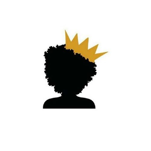 Free clipart of african queens with turbines svg black and white stock black, power, and crown image | Beautiful in Black | Black girl art ... svg black and white stock