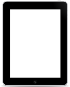 Free clipart of an i-pad svg Ipad Clipart   Clipart Panda - Free Clipart Images svg