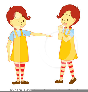 Twin images at clker. Free clipart of baby girls