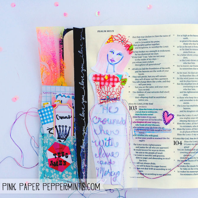 Free clipart of bible study journal freeuse Free Bible Art Journaling Printables and Tutorials - The Ultimate ... freeuse