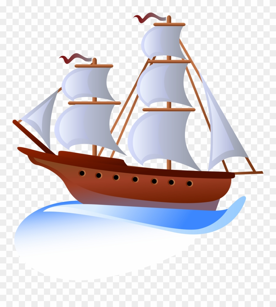 Yacht clipart ppng picture freeuse stock Clip Art Free Stock Boat Svg Yacht - Sailing Ship Clipart - Png ... picture freeuse stock