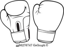 Vintage boxing gloves clipart free png freeuse download Boxing Gloves Clip Art - Royalty Free - GoGraph png freeuse download