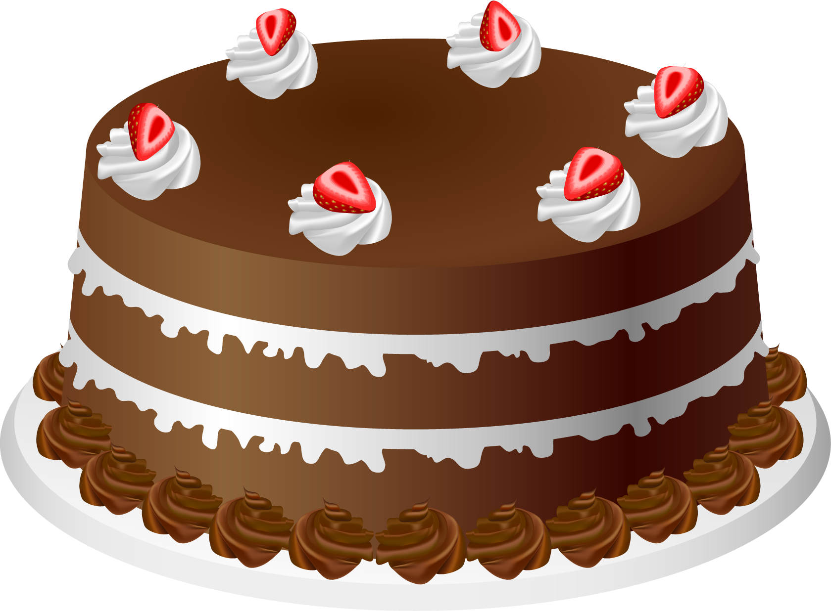 Free clipart of cake banner transparent Free Cake Chocolate Cliparts, Download Free Clip Art, Free Clip Art ... banner transparent