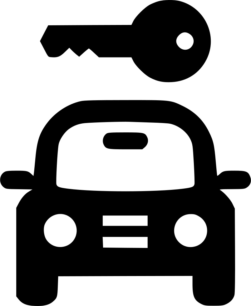 Free clipart of car keys jpg black and white library Car Front Key Svg Png Icon Free Download (#537125) - OnlineWebFonts.COM jpg black and white library