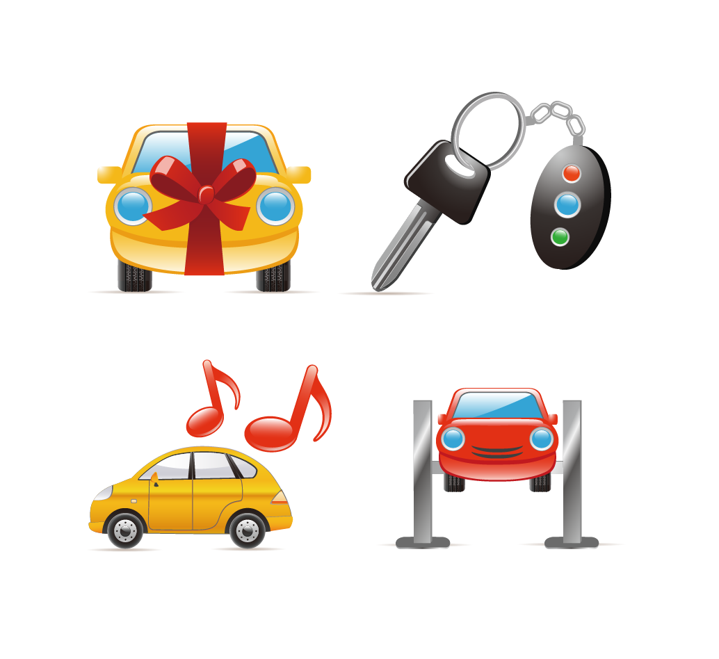 Free clipart of car keys banner freeuse stock Cartoon Icon - Car keys 1034*948 transprent Png Free Download ... banner freeuse stock