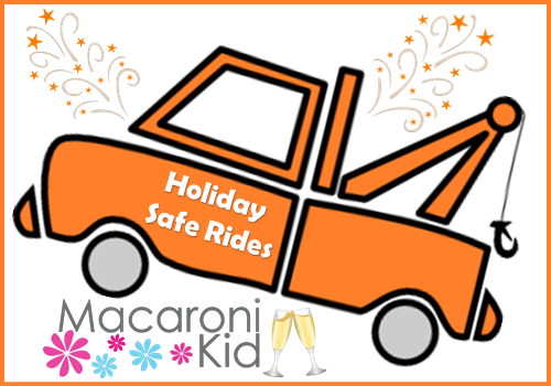 Free clipart of car riding parents & kids image freeuse For Parents: Holiday Safe Ride Service Offered Every New Years Eve image freeuse