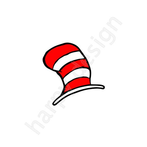 Free clipart of cat in the hat font for cricut png Cat in the Hat SVG Reading SVG Cricut Cut Files Silhouette | Cutting ... png