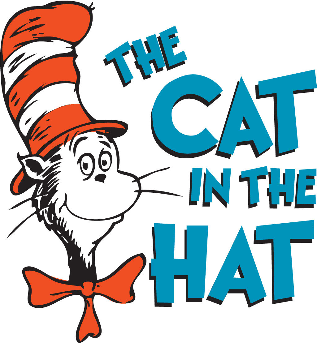 Free clipart of cat in the hat font for cricut banner transparent stock Dr Seus Hat | Free download best Dr Seus Hat on ClipArtMag.com banner transparent stock