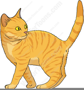 Free clipart of cats clip black and white download Free Clipart Tabby Cat | Free Images at Clker.com - vector clip art ... clip black and white download