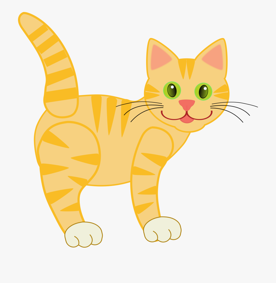 Free kitten clipart images. Cat cliparts on clipartwiki
