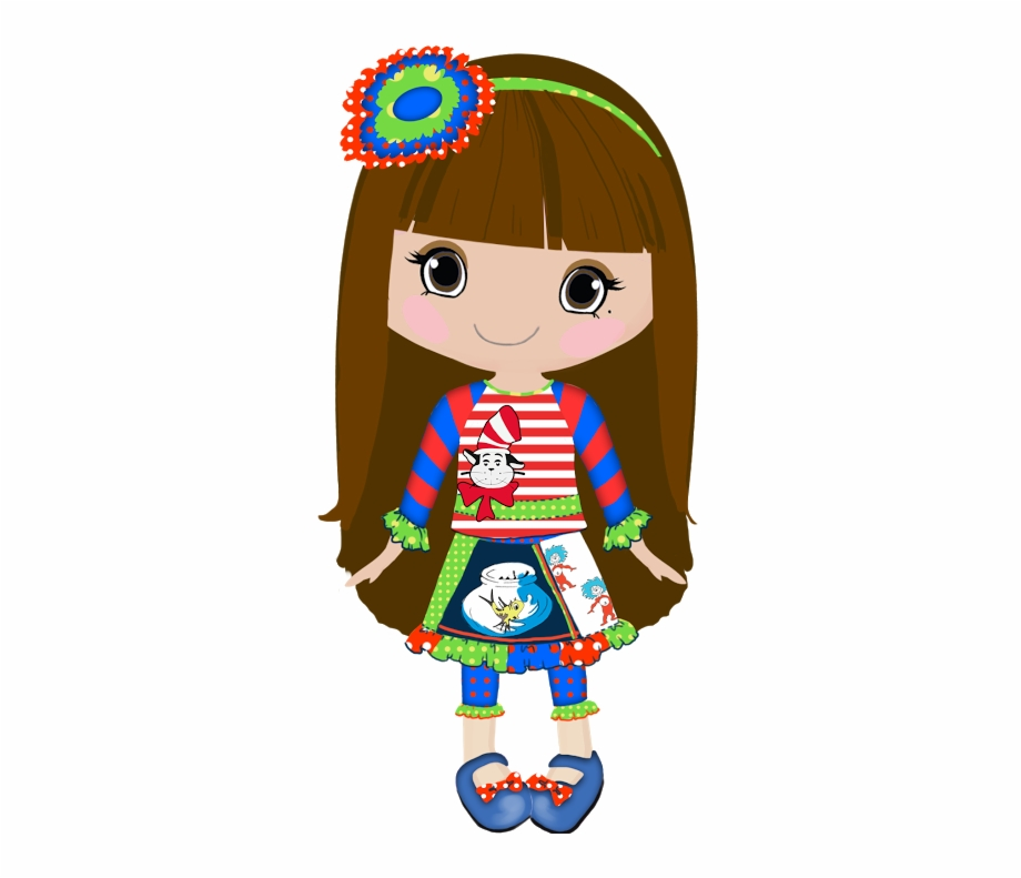 Doll lady clip art. Free clipart of dolls