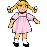 Free clipart of dolls. Doll cliparts download clip