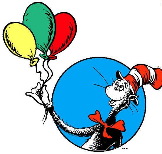 Free clipart of dr seuss svg transparent download Dr Seuss Clip Art Fish | Clipart Panda - Free Clipart Images ... svg transparent download