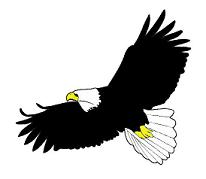 Soaring eagle clipart banner free library Free Eagle Cliparts, Download Free Clip Art, Free Clip Art on ... banner free library