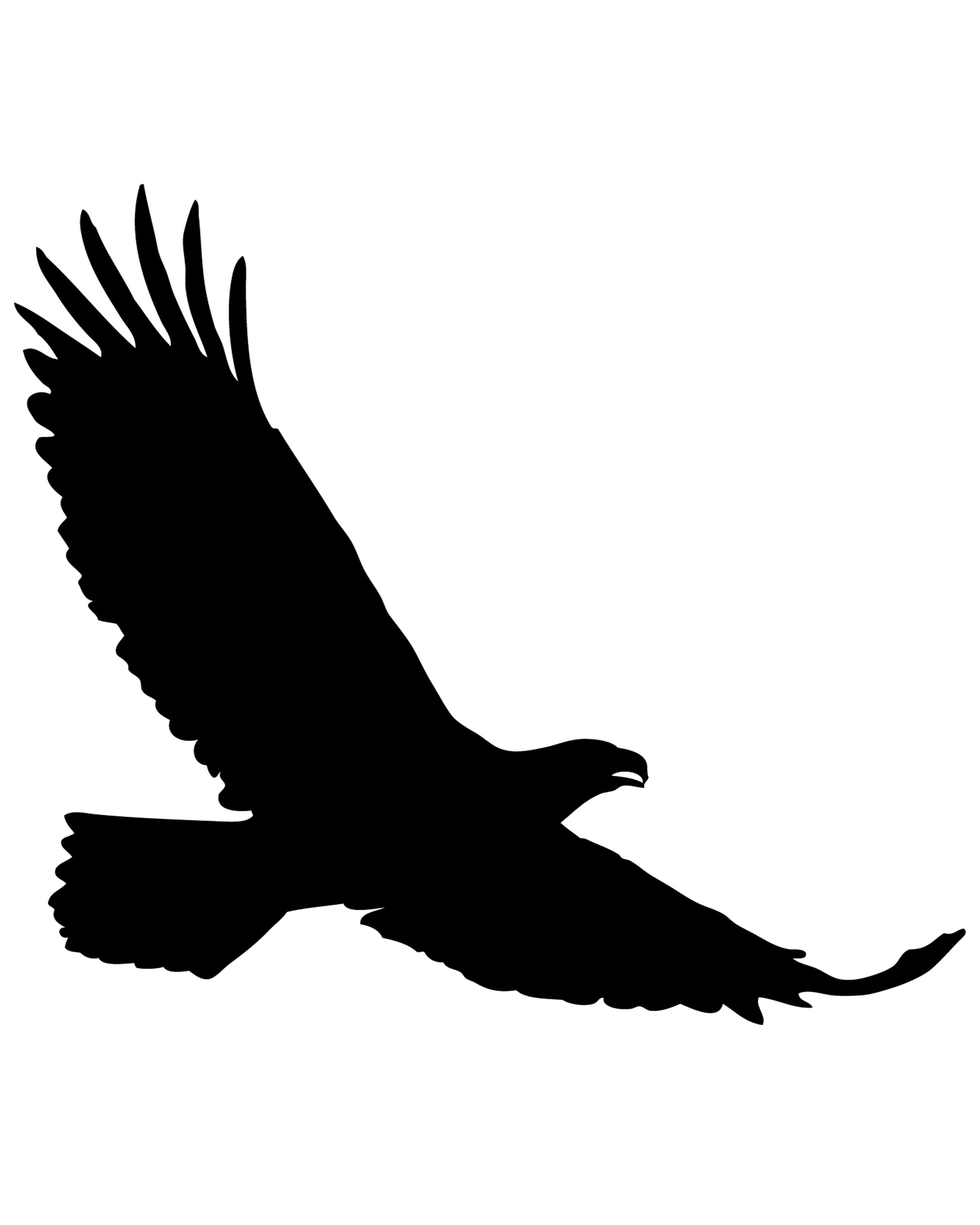 Large eagle for patterns. Free clipart of eagles soaring