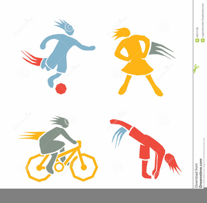 Free clipart of exercising graphic black and white download Free Clipart Children Exercising | Free Images at Clker.com - vector ... graphic black and white download