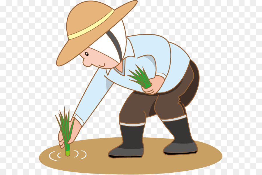 Farmer cartoon png download. Free clipart of farmers in the fields