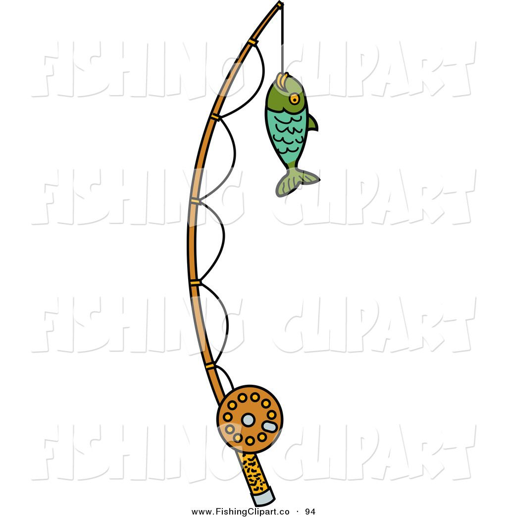 Free clipart of fishing poles and lures. Clip art a fish